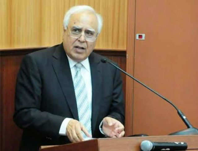 Sibal is struggling to convince departments on several issues including the Rs 25,000 crore project to set up electronic chips manufacturing plant.