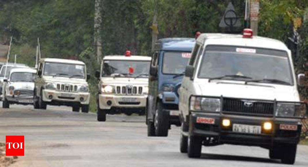 Misuse Of Red Beacon Siren By Vips Is Menace To Society Supreme