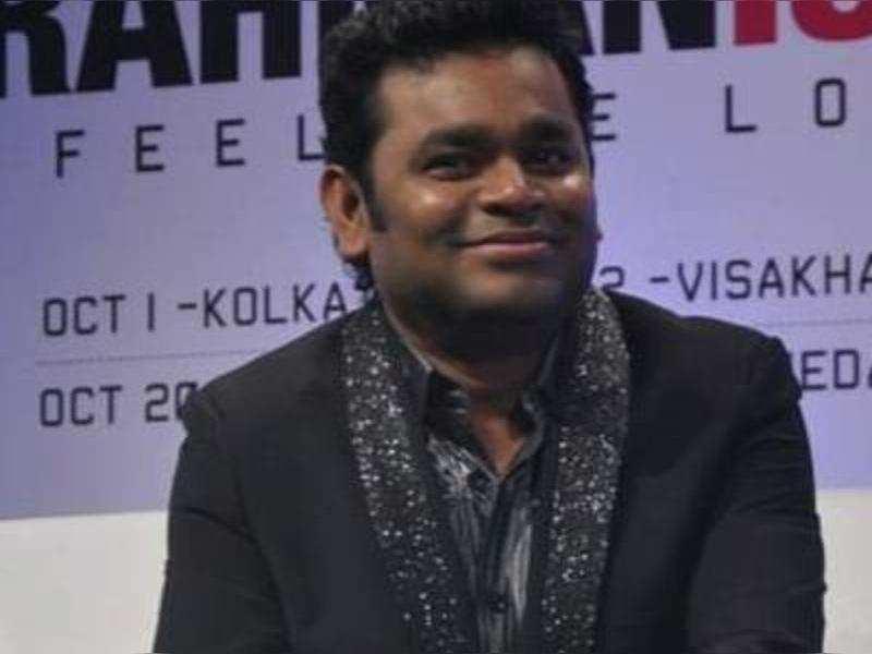 AR Rahman: How I start my day