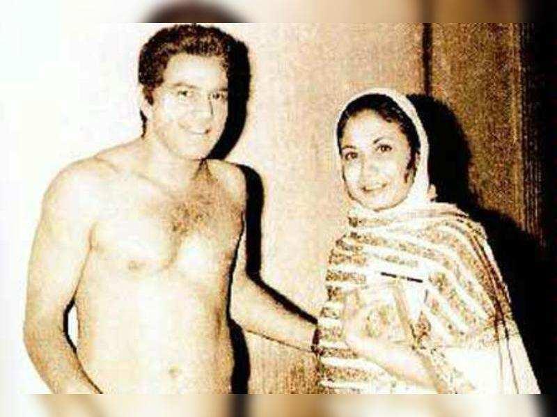 Men who loved and left Meena Kumari