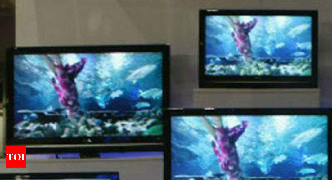 Pay duty on flat panel TV imports from August 26 - Times of