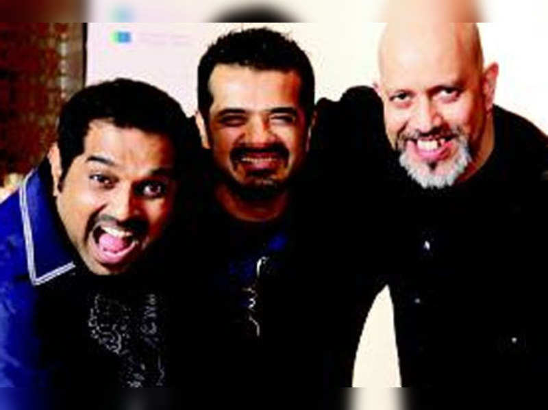 Shankar-Ehsaan-Loy out of Karan Johar's next