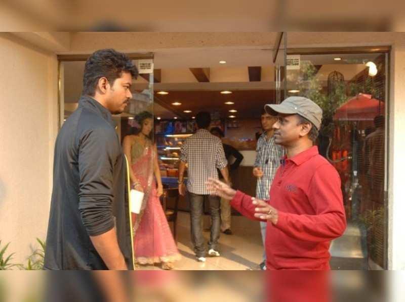 Murugadoss-Vijay film yet to be titled