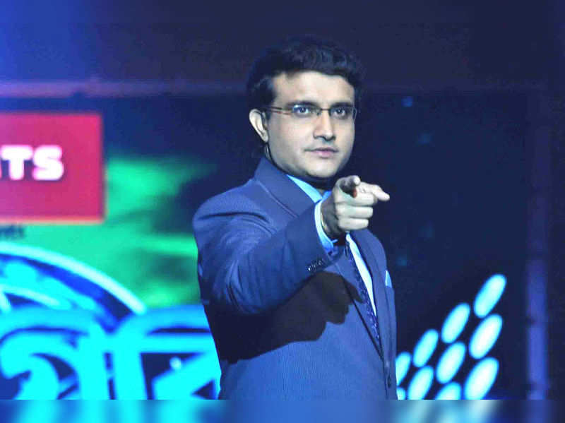 Sourav Ganguly to play Dadagiri live at city mall