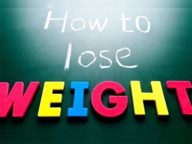 A 7 Day Weight Loss Plan Times Of India