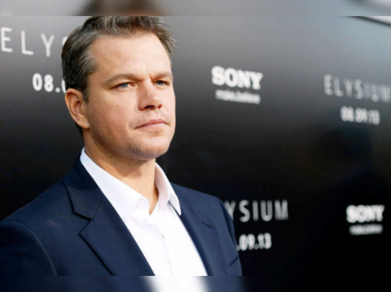 Eating spicy Indian food is such a luxury: Matt Damon