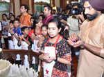 Janmashtami celebrations on TV