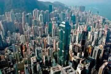 Wander through the Hong Kong Park