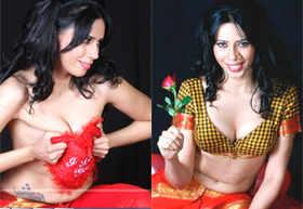 Leaked: Rozlyn Khan's Savita Bhabhi avatar   News - Times of