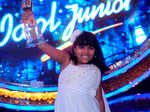 Anjana Padmanabhan is the first Indian Idol Junior