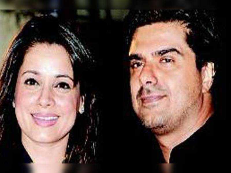 Neelam and Samir Soni adopt a baby girl