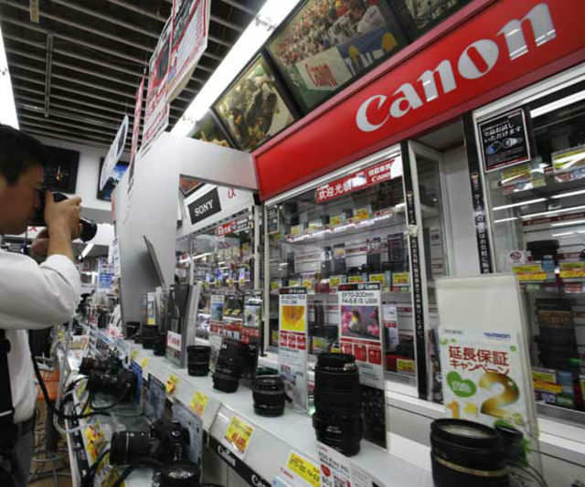 Canon India plans to offer digitalization services to corporates, including archiving documents, putting them in work flow and storing them.