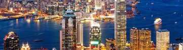 Get a taste of Hong Kong's nightlife