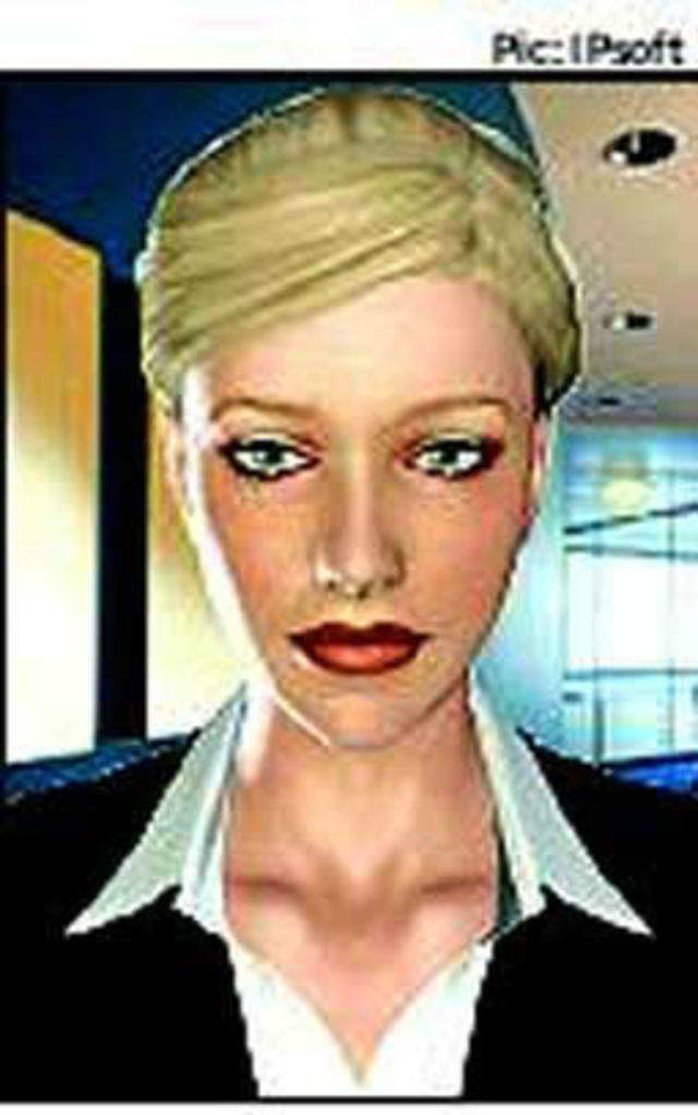 Eliza is IPsoft's virtual service desk employee, and is someone you can see on your computing screens when you interact with her