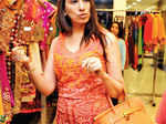 Charu Parashar's festive fashion soiree