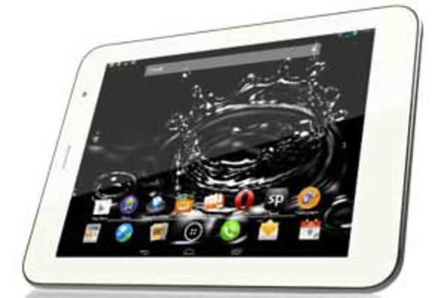 Micromax has launched its first tablet under the Canvas brand at Rs 16,500.