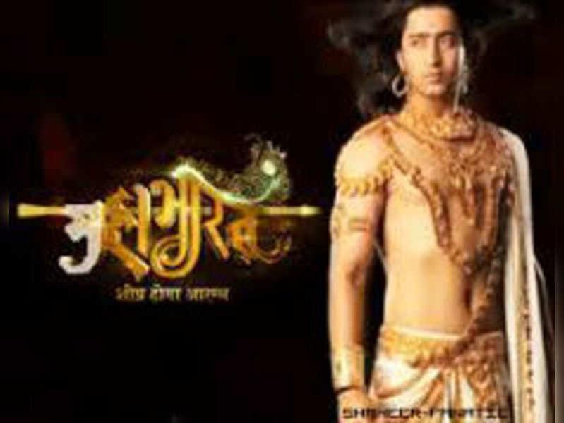 Mahabharat gave me sleepless nights: Shaheer