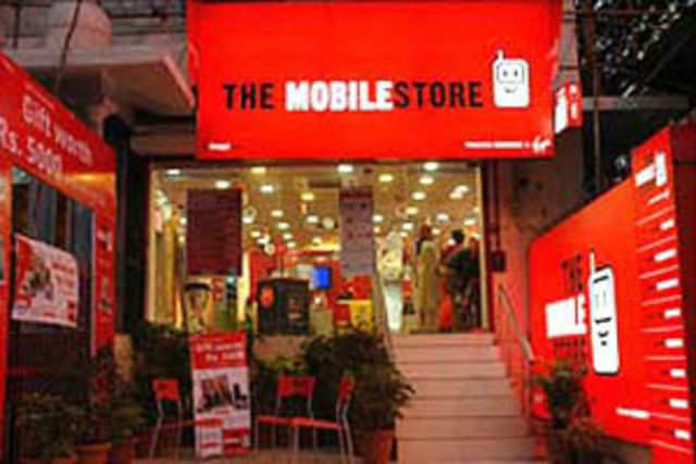 Retail chain The Mobile Store is betting big on its 'lounge' format to ramp up smartphone volumes and is looking at 150 such outlets in the next one year.