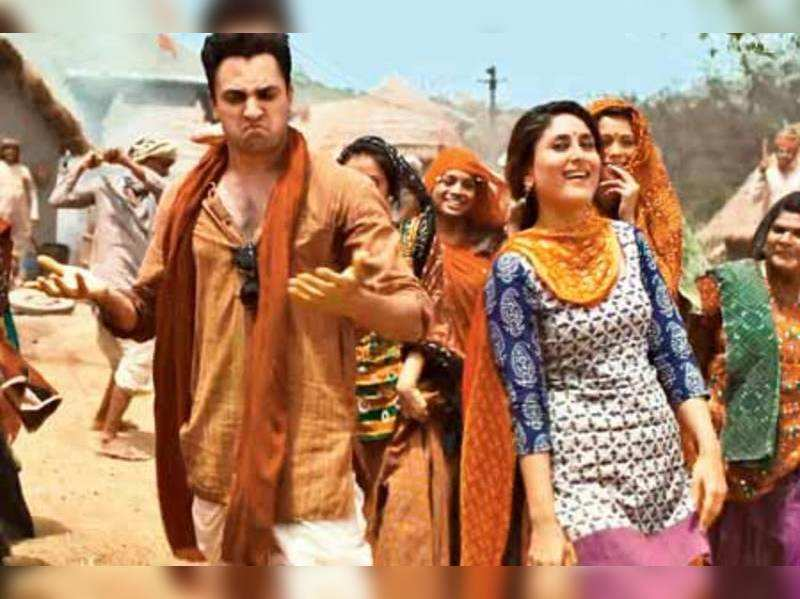The Rann of Kutch is emerging as the favourite with filmmakers