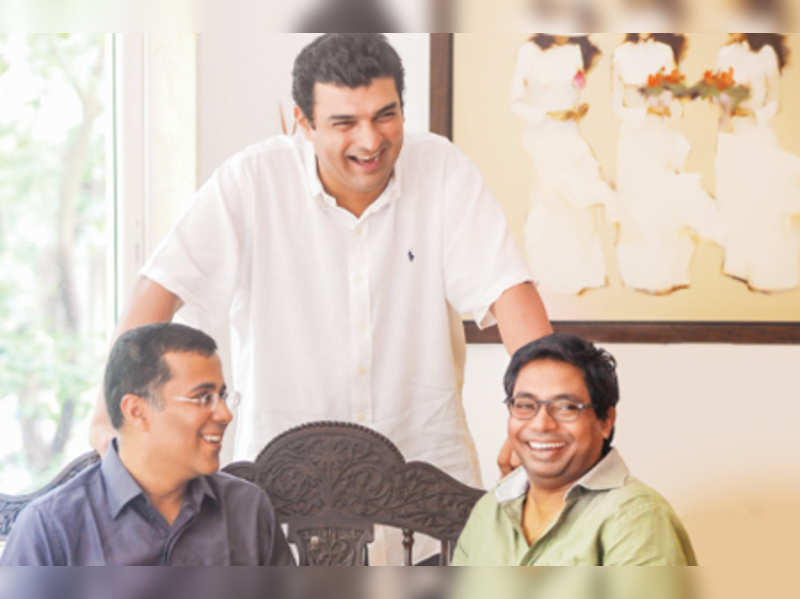 Chetan Bhagat's 'Revolution 2020' to be on silver screen