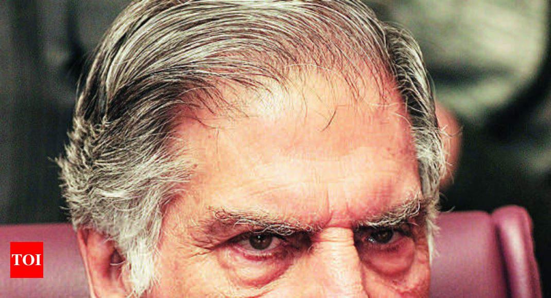 Tata Group: Ratan Tata to be inducted into prestigious ...