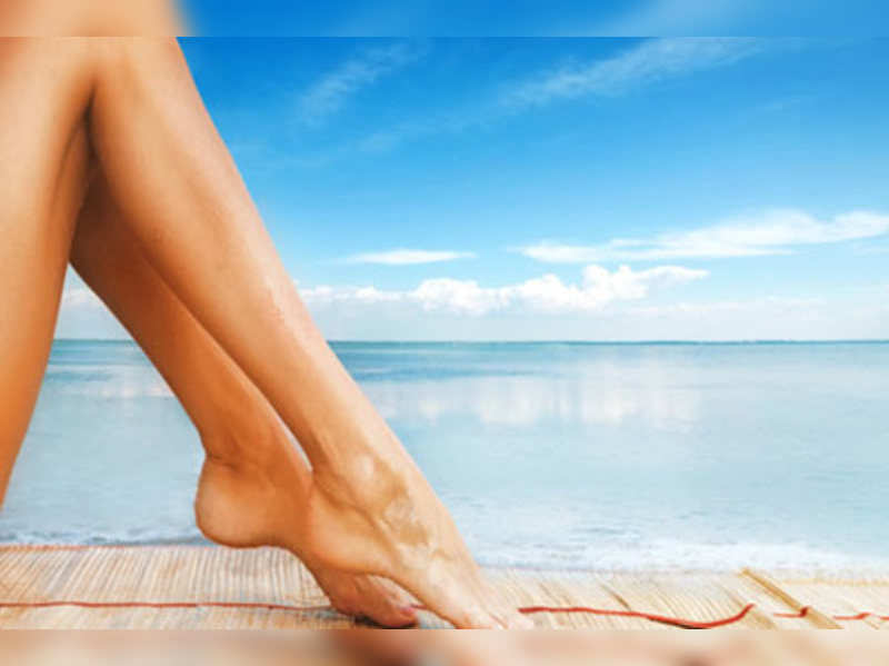 The benefits of pampering your feet