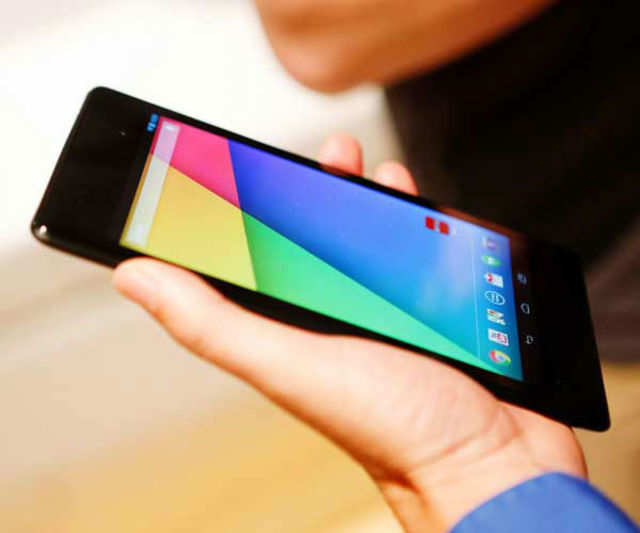 Google is gearing up to launch the all-new second generation Nexus 7 tablet in the Indian market in November.