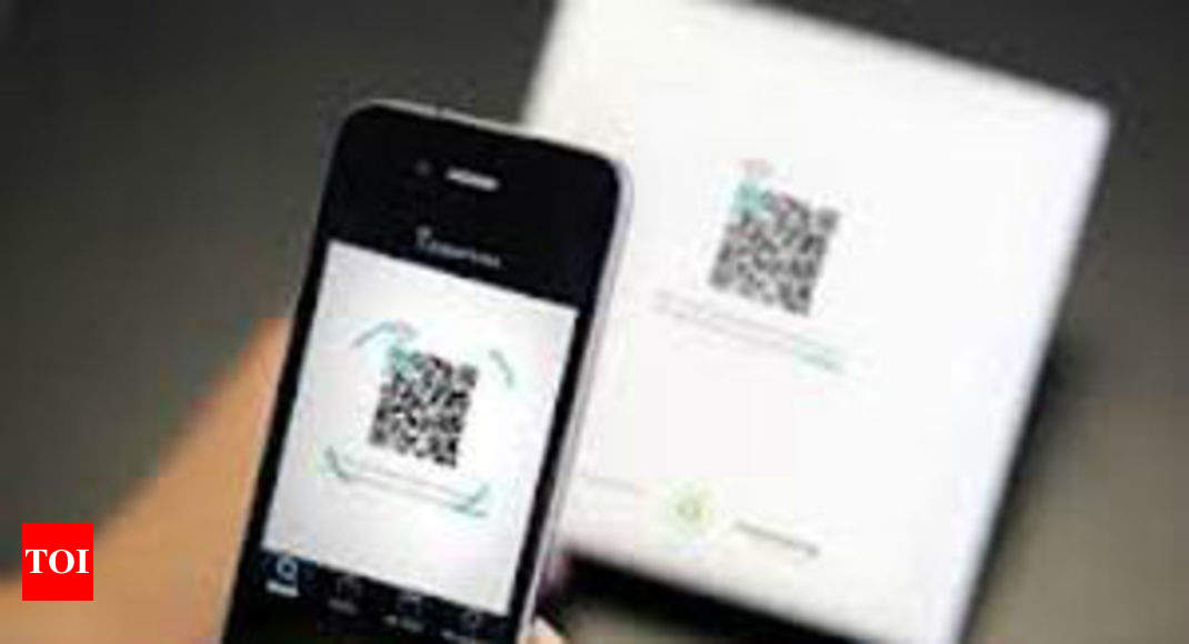 How to jazz up your CV with QR codes - Times of India