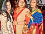 Karva Chauth celebrations at Chanda household