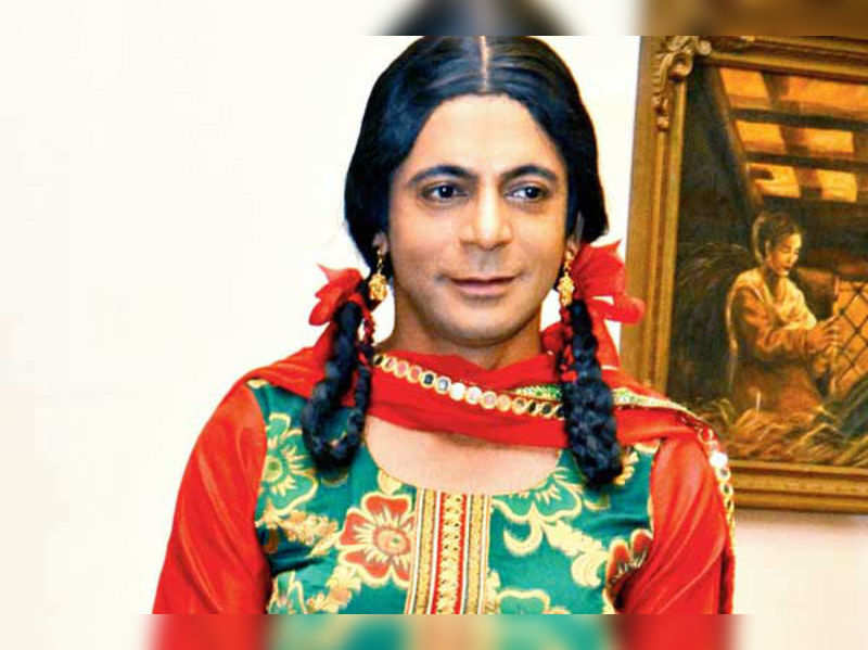 There are so many girls like Gutthi: Sunil Grover