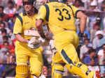 Kohli, Dhawan punish Australia again