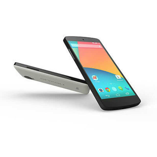 Google today took the curtains off the Nexus 5 smartphone and Android 4.4 (KitKat), the latest version of its mobile operating system.