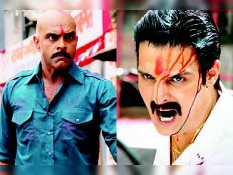 """Raghu Ram and Jimmy Sheirgill<a href=""""http://photogallery.indiatimes.com/topic/Jimmy-Sheirgill"""" target=""""_blank"""">More Pics</a>"""