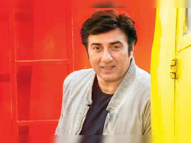 In my 30-year career, I have spent five years in bed due to my backache: Sunny Deol