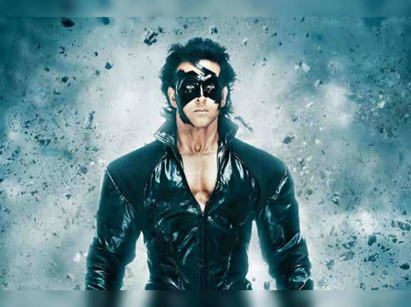 Krrish 3 breaks all records! | Hindi Movie News - Times of India