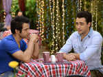 Yeh Hai Aashiqui: On the sets