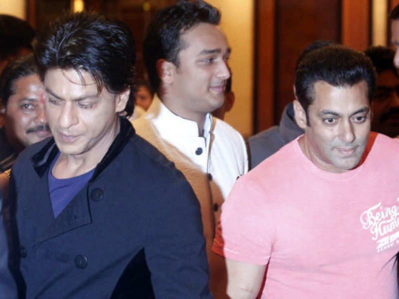 Salman  vs Shah Rukh Khan, the more controversial Khan?
