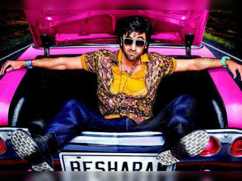 Besharam's satellite deal cancelled due to below average performance