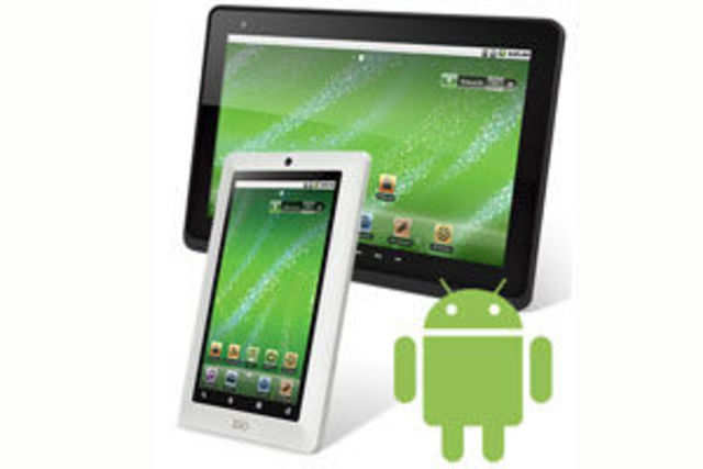 Google OS-powered tablets have stolen a march over Apple tablets in revenue, claims a research note.
