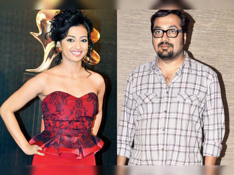 Radhika Apte- Anurag Kashyap bonding well