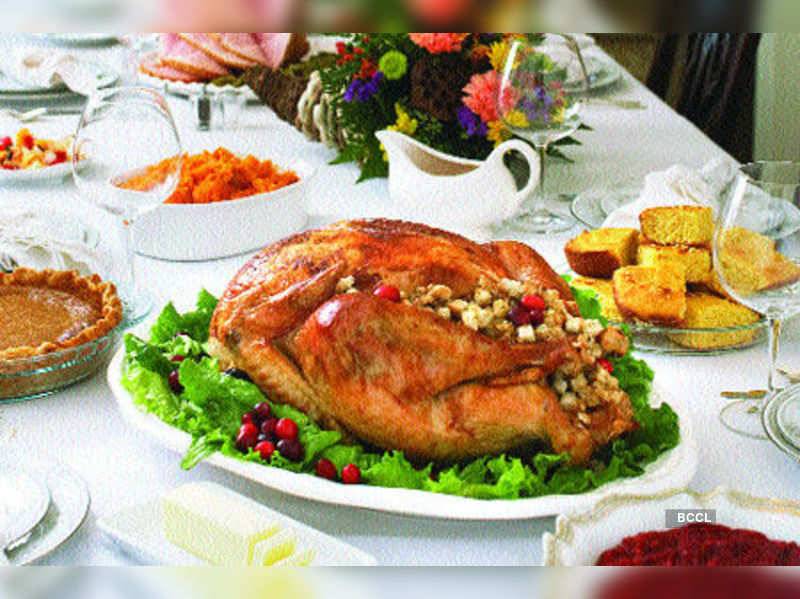 Thanksgiving gets a south Indian twist