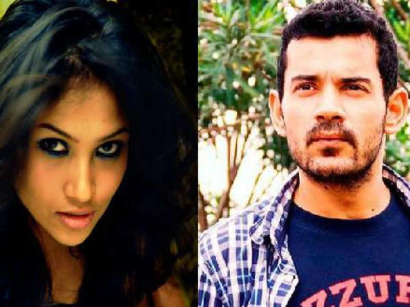 Shruti Bapna & Chandan Anand in 'Ishq Kills'