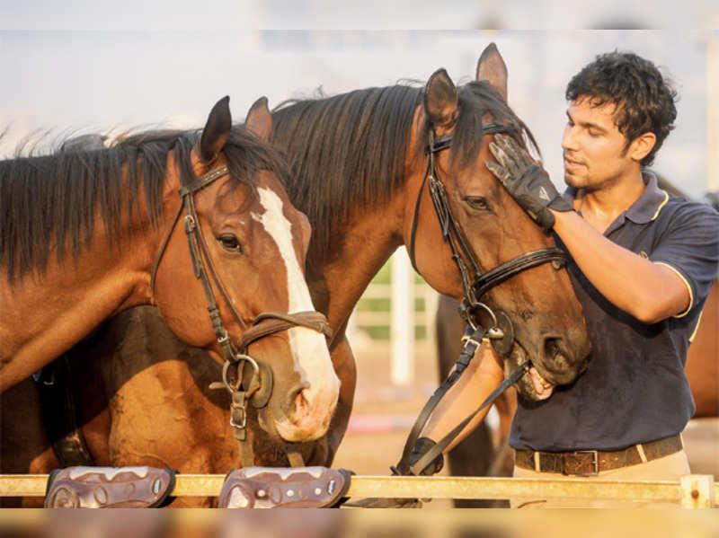 A horse teaches you leadership with empathy: Randeep Hooda