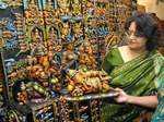 Handicrafts exhibition