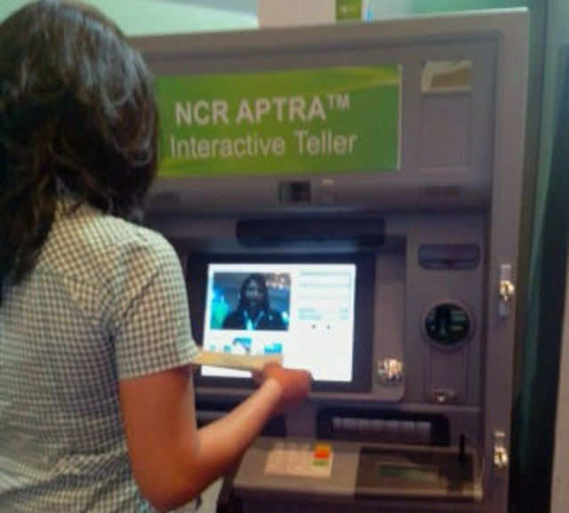 """""""This machine is ideal for the new banks. If there is an executive along with the ATM, this is as good as a bank branch,"""" Dastur added."""