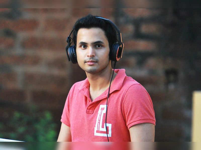 I am passionate about music: Rishabh Joshi