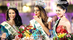 Miss Earth 2013: Crowning moment