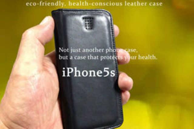 Tenerarca leather phone cases