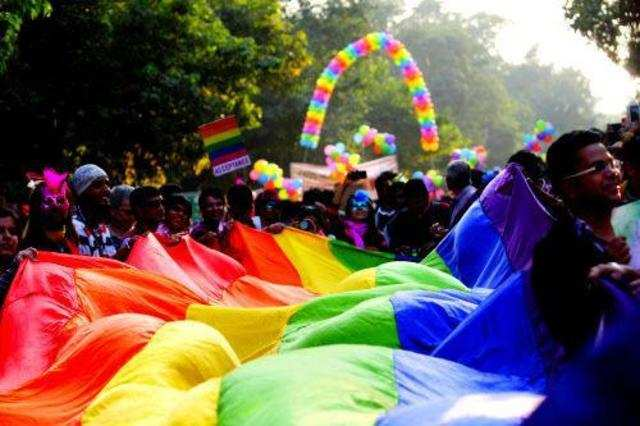 """Section 377 of Indian Penal Code bans """"sex against the order of nature"""", which is widely interpreted to mean homosexual sex. The colonial-era rule dates back to the nineteenth century."""
