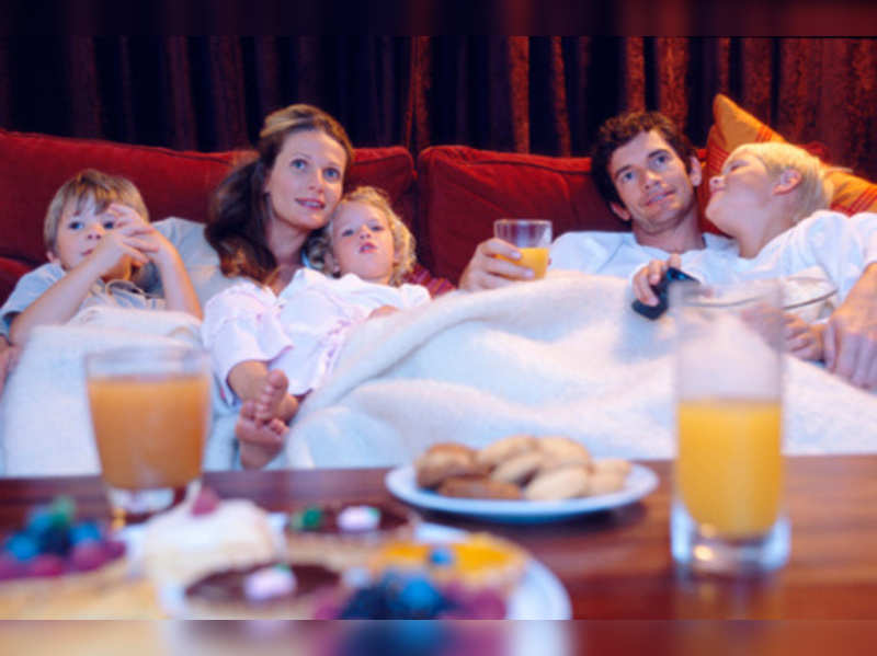 Lot of us plan to celebrate New Year's Eve at home